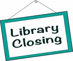 Library Closing Martin Luther King Day 2019 Clapp Memorial Library